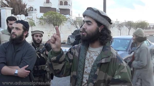 """أبو أسامة المغربي.. قصة بائع متجول بالفنيدق تحول لأبرز رموز القتال بـ """"داعش"""""""