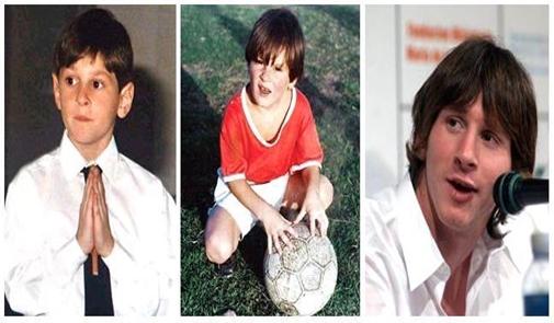 تجربة ميسي تشعل سوق صفقات الأطفال فى عالم كرة القدم