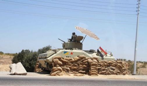 اسرائيل سلمت مصر جثث ستة مهاجمين شاركوا في عملية سيناء