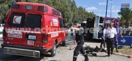 17 قتيلا و1810 جريحا حصيلة حوادث السير بالمغرب خلال أسبوع
