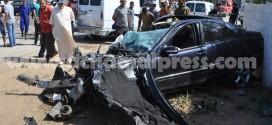 حرب الطرق بالمغرب تحصد أزيد من 3590 قتيلا في سنة واحدة