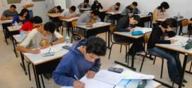 أزيد من 3400 مترشحا يجتازون امتحانات الباكالوريا باقليم وزان