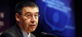 اطلاق سراح مشروط لرئيس برشلونة السابق بارتوميو بعد مثوله أمام القضاء