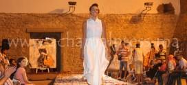 ألوان مدينة أصيلة تزخرف تشكيلة من الأزياء المغربية ـ الاسبانية (ربورطاج مصور)