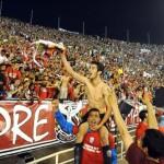 جماهير المغرب التطواني تهدد بمقاطعة مباريات الفريق احتجاجا على انطلاقته المتعثرة