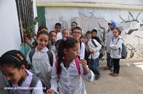 إقليم وزان .. انطلاق الدخول المدرسي بتعزيز العرض التربوي بالعالم القروي