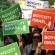 """مظاهرات بفرنسا ضد ترشح إسرائيل لاحتضان منافسات """"يورو 2020″"""