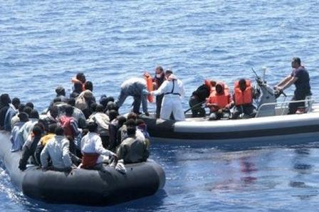 إحباط محاولة تهريب 53 مهاجرا سريا انطلاقا من سواحل الحسيمة
