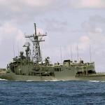وصول إحدى السفن الهجومية البرمائية البريطانية إلى القاعدة البحرية لجبل طارق