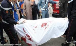 ثلاثيني يجهز على والديه دبحا بمنطقة الجبهة في شفشاون ويحاول الانتحار