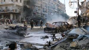حصار مرير ينتظر حلب في ظل انشغال العالم بكوباني