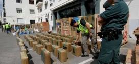 اعتقال 29 شخصا وحجز 618 كلغ من المخدرات في عمليات مختلفة بجنوب إسبانيا