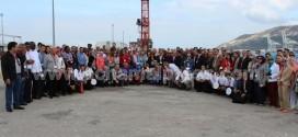 المشاركون في تظاهرة اليوم العالمي للبحر بطنجة ينوهون بالمشاريع التنموية بالمغرب (ميكروطروطوار مصور)