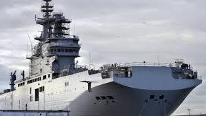 """رفض باريس تصدير حاملتي المروحيات """"ميسترال"""" لن يؤدي إلى تقويض العلاقات الروسية الفرنسية"""
