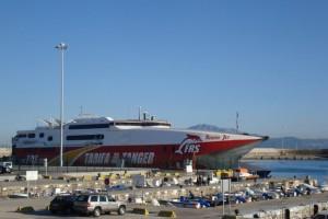 إعادة فتح ميناء طريفة في وجه حركة الملاحة البحرية نحو طنجة المدينة
