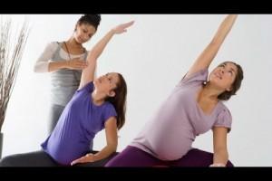 التمارين خلال الحمل تحافظ على رشاقتك بعد الإنجاب