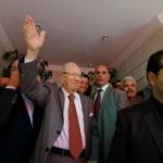 رسميا.. قائد السبسي يقود تونس في أول انتخابات رئاسية