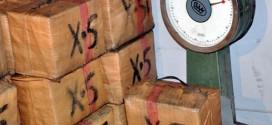 حجز شحنة من الحشيش يبلغ وزنها 863 كلغ داخل منزل ضواحي طنجة