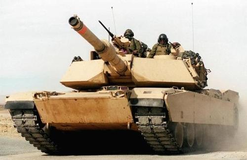 الولايات المتحدة تزود 200 دبابة مغربية بتقنيات متطورة