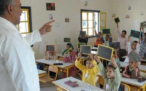 وزارة التربية تجمد الدراسة في مؤسسات تعليمية بجهة طنجة بسبب الأحوال الجوية