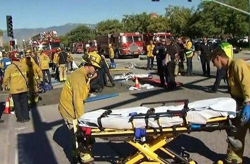 مقتل 14 شخصا في حادث إطلاق النار بكاليفورنيا