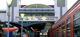 الـONCF يحقق نسبة %95 في انتظام ودقة مواعيد القطارات خلال 2020