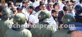 الأساتذة المتعاقدون يهددون بإضراب وطني لمدة 6 أيام