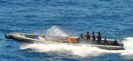 البحرية الملكية تحجز طنا من مخدر الشيرا في عرض ساحل القصر الصغير
