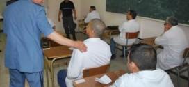 120 سجين نجحوا بامتحانات الباكالوريا و202 سيجتازون الدورة الاستدراكية