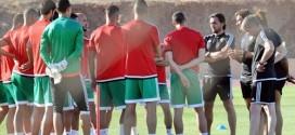 المنتخب الوطني يبدأ استعداداته قبل 3 أسابيع من كأس العالم