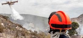 حريق يأتي على حوالي 12 هكتارا من الغطاء الغابوي بالقصر الصغير