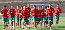 المنتخب المغربي يحافظ على ترتيبه في تصنيف الفيفا الشهري