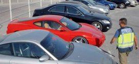 تفكيك شبكة متخصصة في تهريب السيارات المسروقة من أوروبا الى المغرب