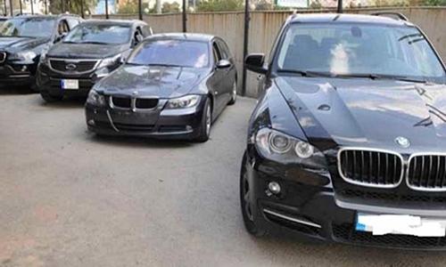 """سيارات فارهة """"مسروقة"""" تجوب شوارع المدن المغربية بوثائق مزورة"""