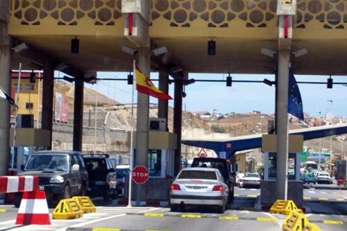 ايقاف جزائريين حاولا الدخول الى سبتة المحتلة بجوازات مزورة