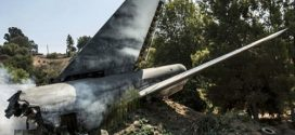 مقتل 76 ونجاة 5 بتحطم طائرة بكولومبيا تقل فريق كرة قدم برازيليا
