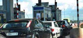أزيد من 1000 سائق يتملصون يوميا من أداء تذاكر الطريق السيار