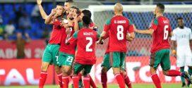 المنتخب الوطني المغربي يتراجع بأربعة مراكز في تصنيف الفيفا الشهري