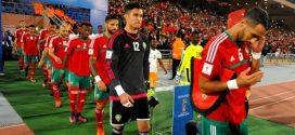المنتخب المغربي يحسن ترتيبه في تصنيف الفيفا الشهري