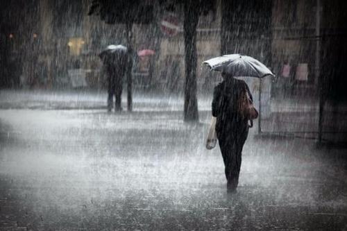 نشرة انذارية خاصة تحذر من أمطار عاصفية ستهم عدد من مناطق المملكة