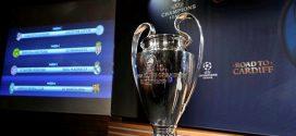 قرعة دوري أبطال أوروبا: مدريد يصطدم ببايرن ميونيخ وبرشلونة يواجه يوفنتوس
