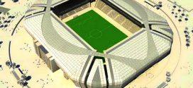 """مجلس """"جهة طنجة"""" يكشف عن تصميم الملعب الكبير للحسيمة"""