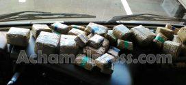 جمارك طنجة المتوسط تحبط محاولة تهريب كمية مهمة من المخدرات داخل شاحنتين
