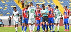 جامعة الكرة تقرر تأجيل مباراة القمة بين الرجاء البيضاوي والمغرب التطواني