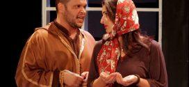 مهرجان الفدان العربي للمسرح يكرم حسنة طمطاوي وعادل أبا تراب