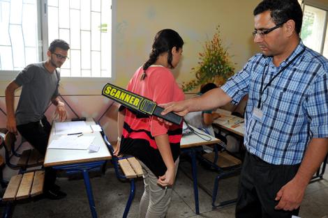وزارة التعليم تطلق حملة تحسيسية لمناهضة الغش في الامتحانات الباكالوريا