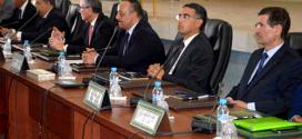 وزراء يبرزون الجهود الكبيرة التي بذلتها الدولة في مجال الإستثمار بالحسيمة