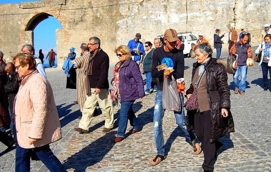 ارتفاع عدد السياح الوافدين على المغرب بنسبة 10 في المائة عند متم نونبر 2017