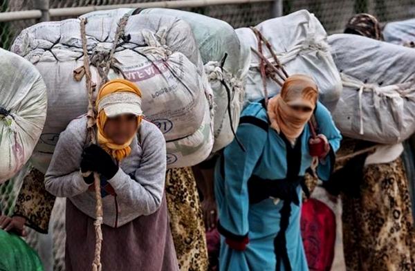 البضائع المهربة عبر باب سبتة تصل قيمتها ما بين 550 و750 مليون أورو سنويا