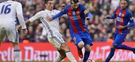 الإتحاد الإسباني يحدد تاريخ مباريات الكلاسيكو الليغا 2017-2018